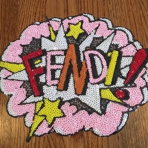 Other - Fendi Patch